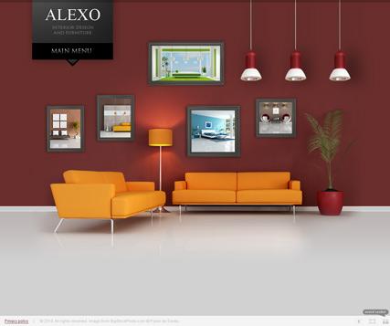 Interior Design Home Page
